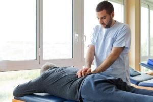 hip rehab hospitaly rome UCBM fisio