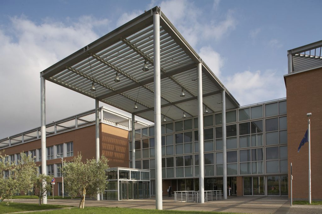 UCBM entrance hospital rome bio-medical