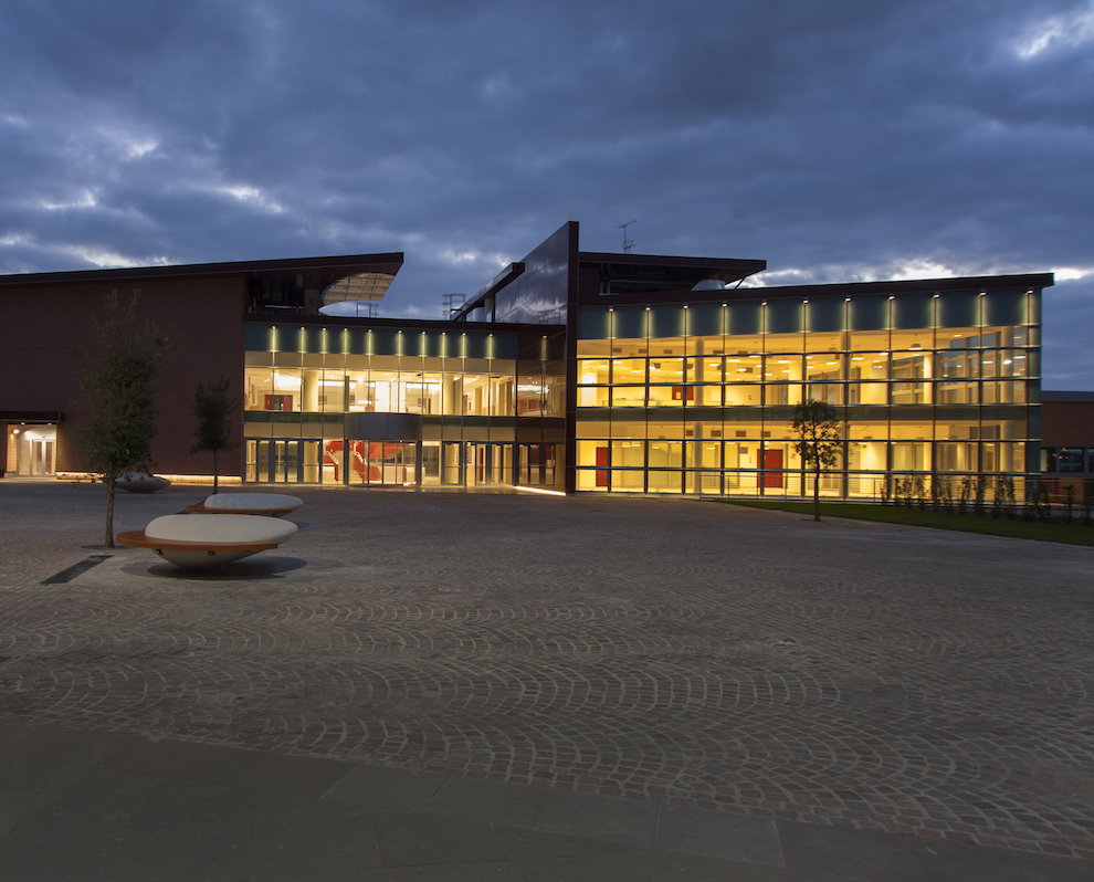 university hospital campus biomedical rome